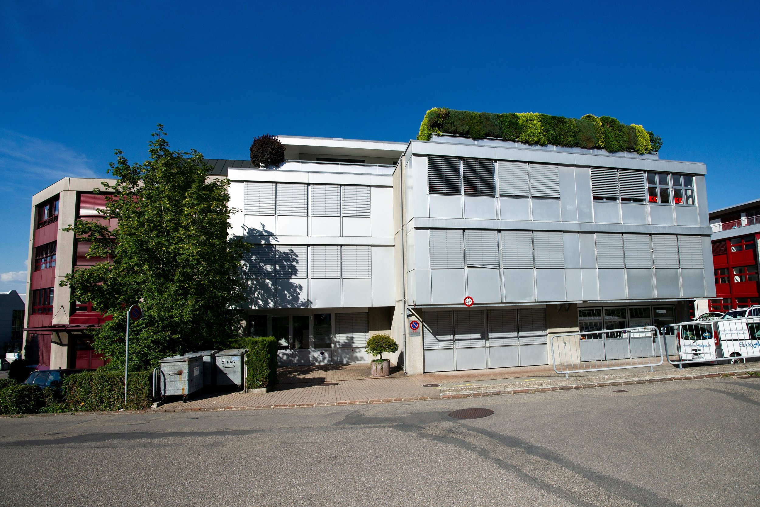 Boll Immobilien Verkauf Gewerbefläche in Thalwil