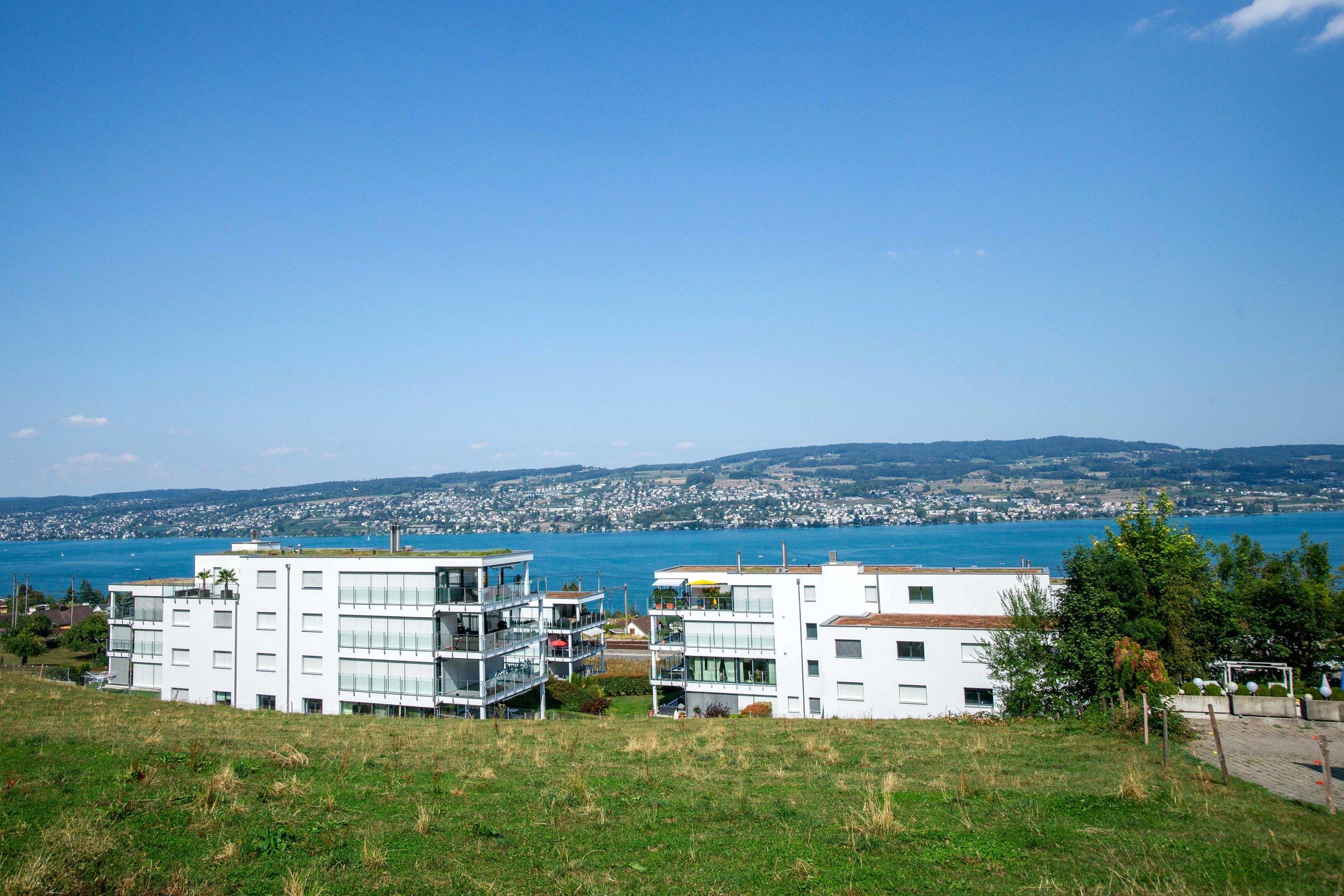 Boll Immobilien neu im Verkauf 4.5 Zimmer-Attikawohnung in Horgen Zürich