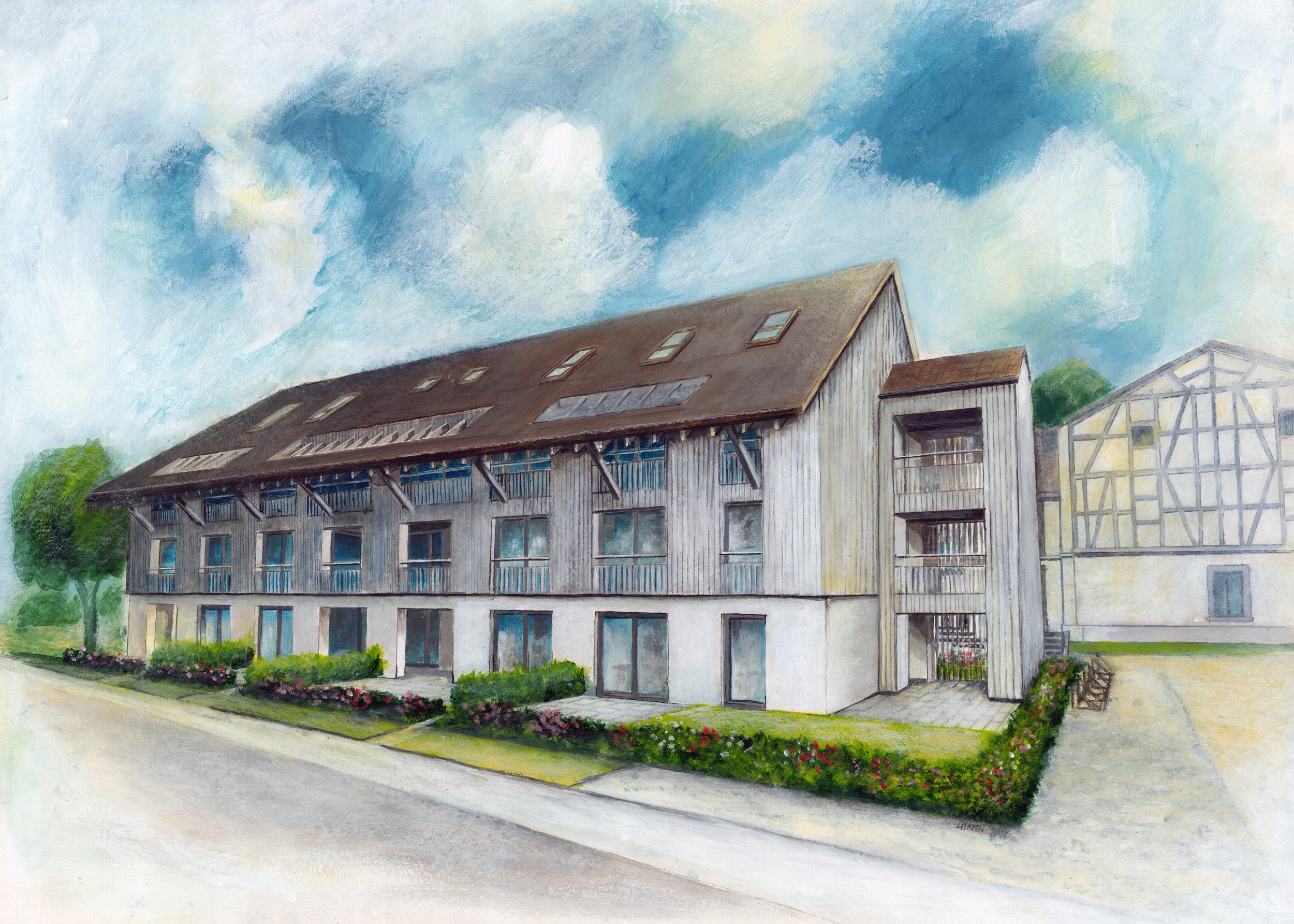 Steinhof Würenlos Erstvermietung Boll Immobilien Zürich Aargau Zug Makler
