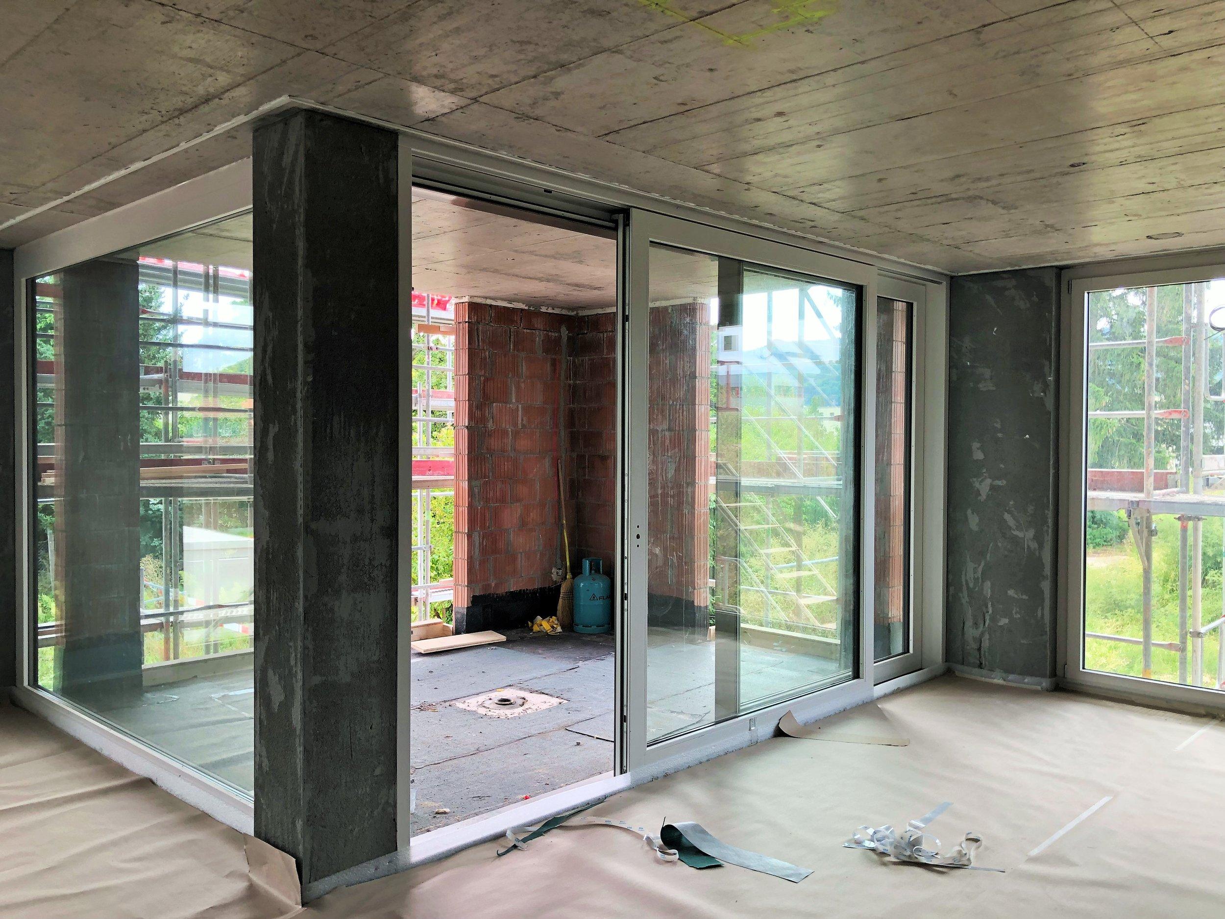 Boll Immobilien Überbauung Steinhof Würenlos Aargau Neubauprojekt Erstvermietung