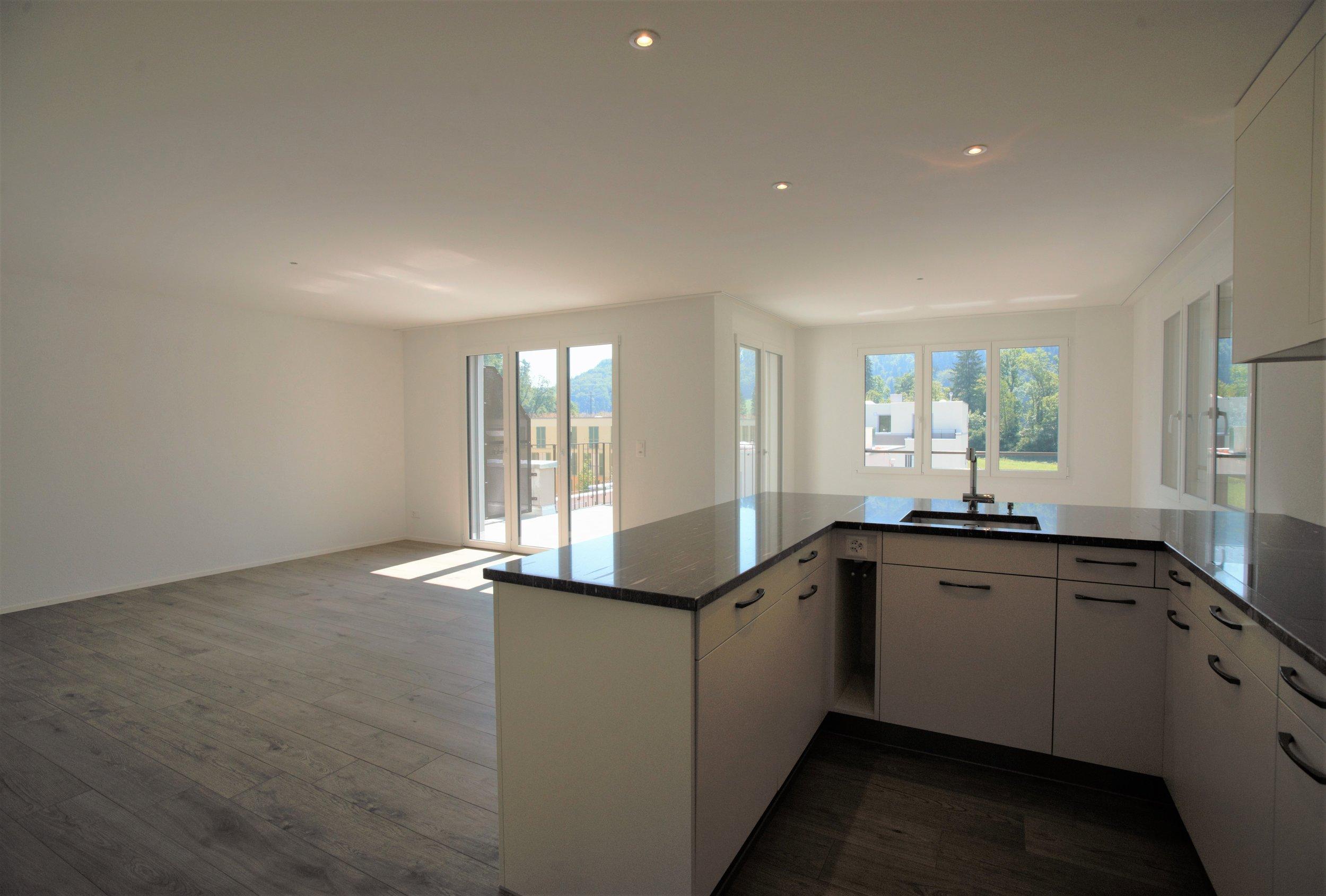 Boll Immobilien GmbH Vermarktung Vermietung Miete professionell Sennhof Winterthur Zürich Walchwil luxuriös Penthouse Wohnung