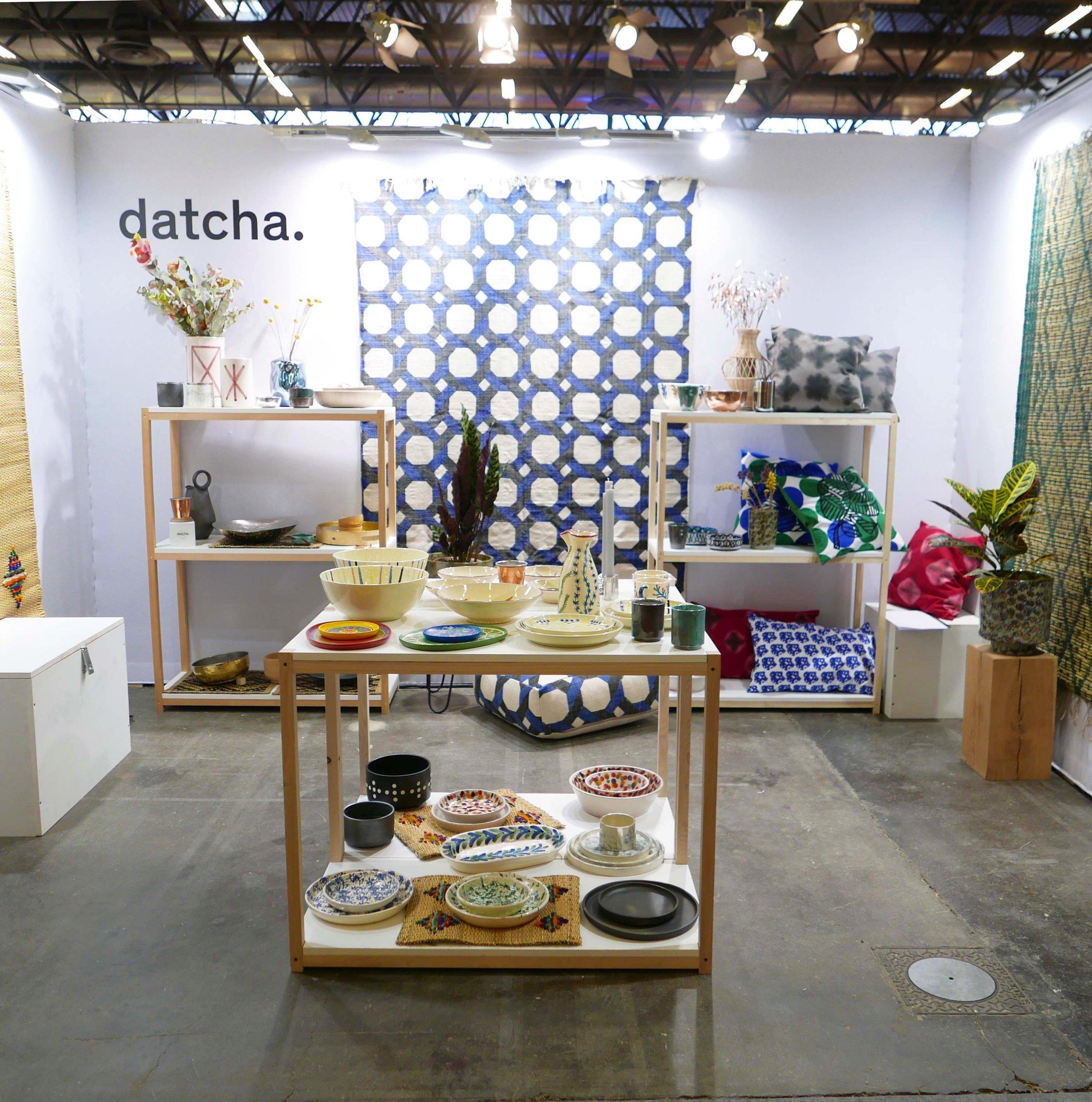 Datcha stand salon maison & objet paris 2018.JPG