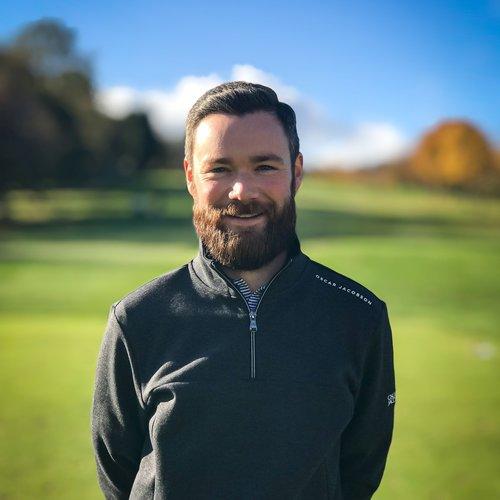 Mike McNally Golf Lessons Edinburgh