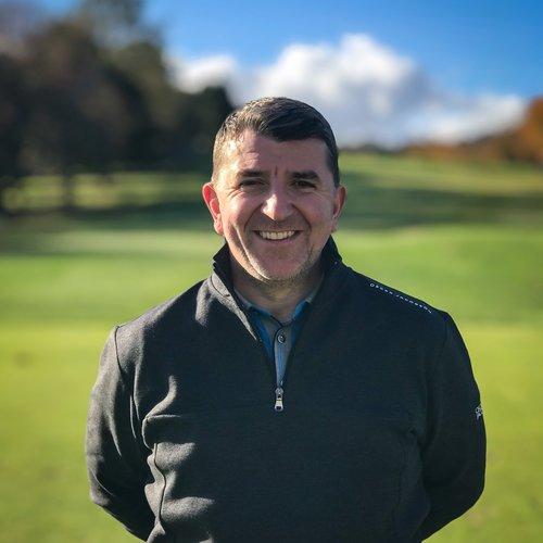 PGA Professional, Duncan Anderson