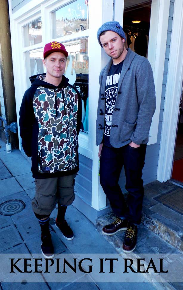 Skateboard Fashion