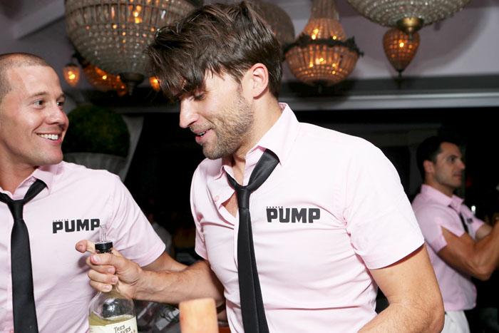 PUMP Lounge