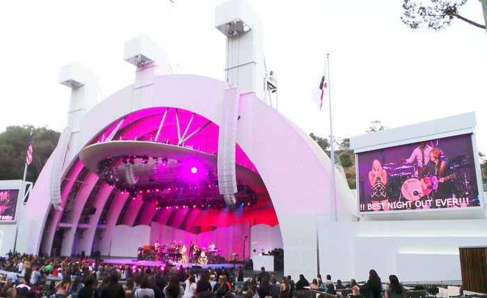 MY Big Night Out hollywood bowl
