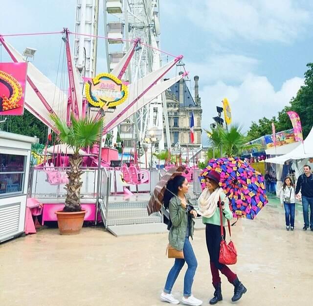 Amusement Park France