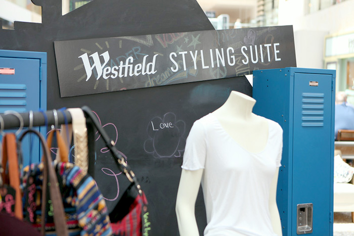"""""""The Back to School Styling Suite at Westfield Topanga Mall"""""""