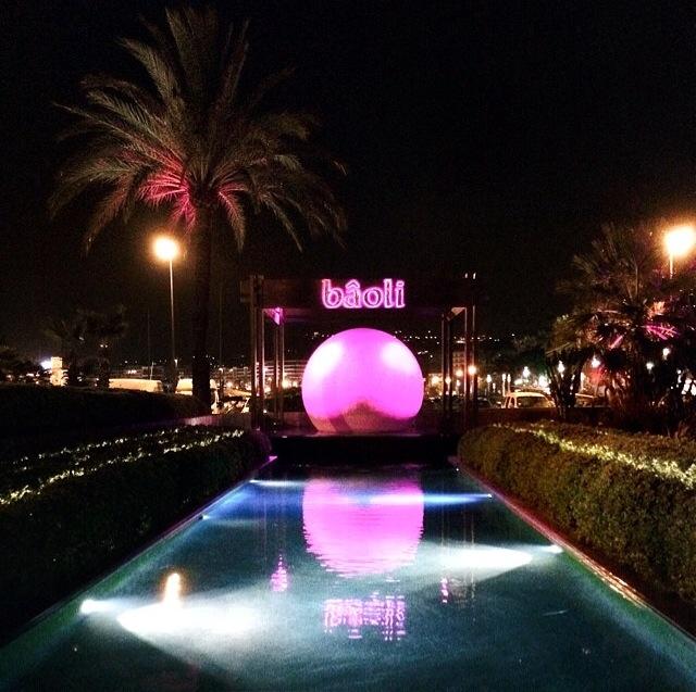 Baoli, Cannes, France