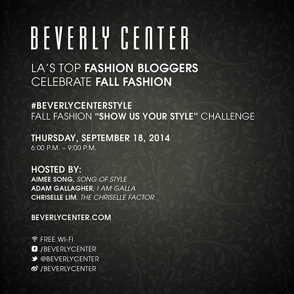 beverly center event