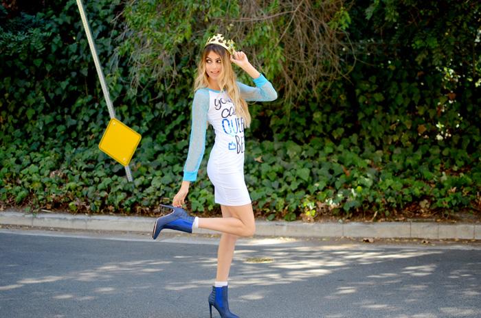 los angeles fashion blogger