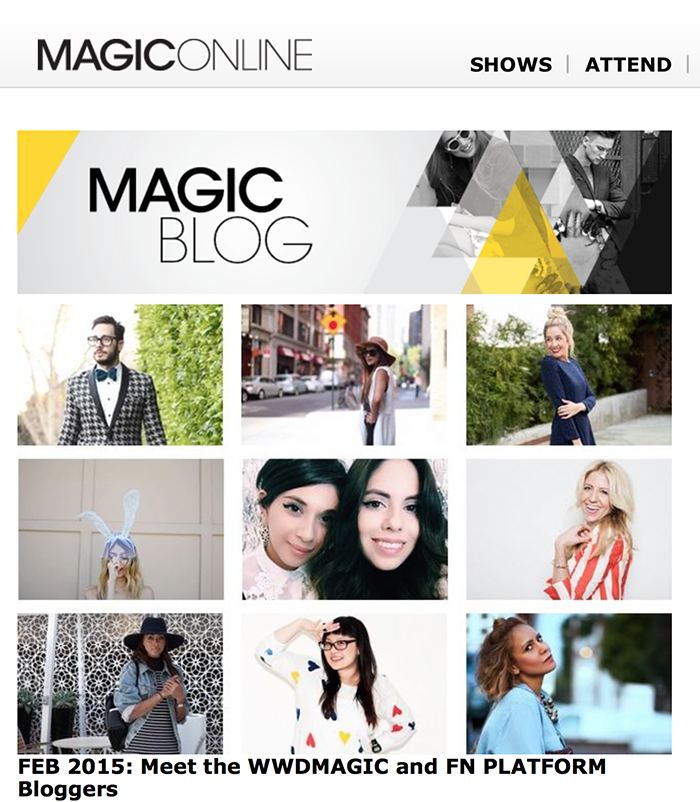 WWDMAGIC Bloggers