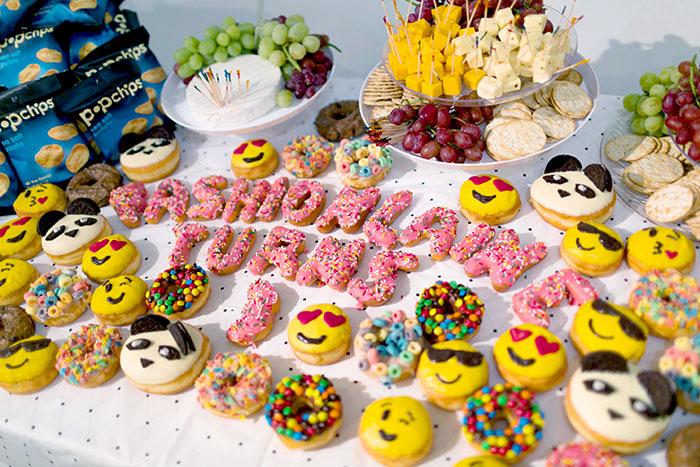 creative donuts