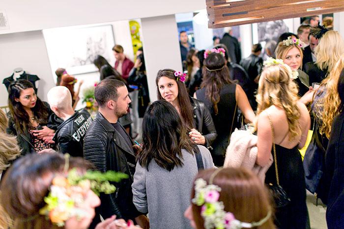 fashion blog party