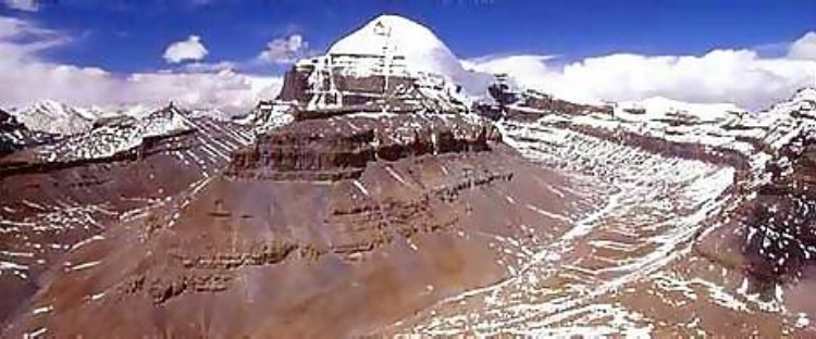 Kailash stands alone