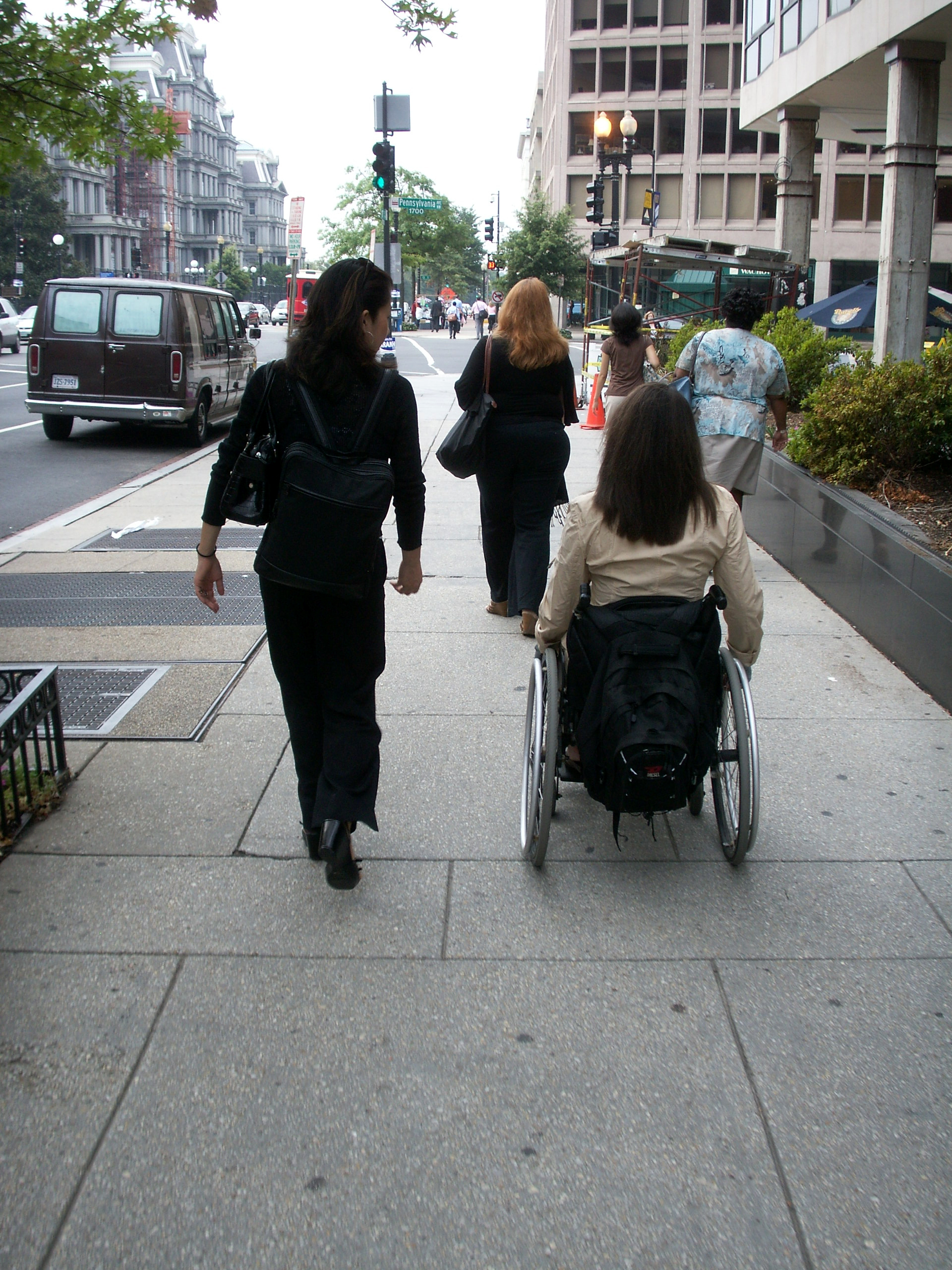 PA resources for disabled people