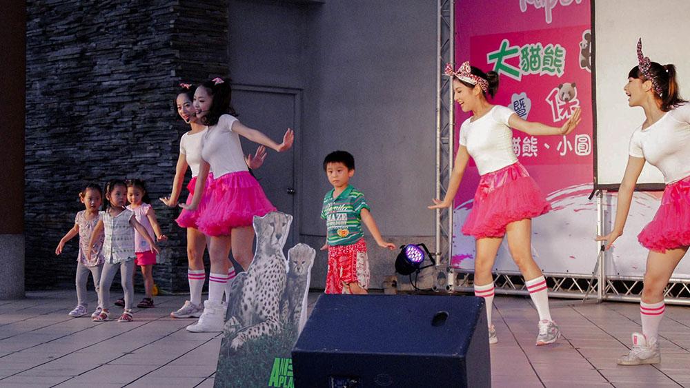 Children's Dance : 幼兒帶動跳