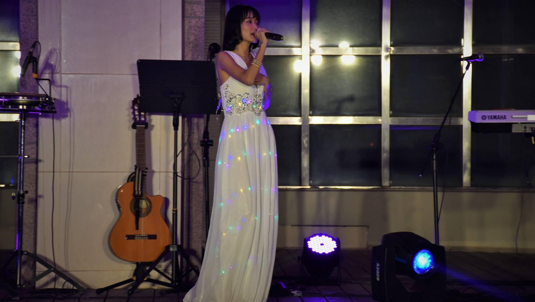 karaoke singer: 卡拉OK 主唱