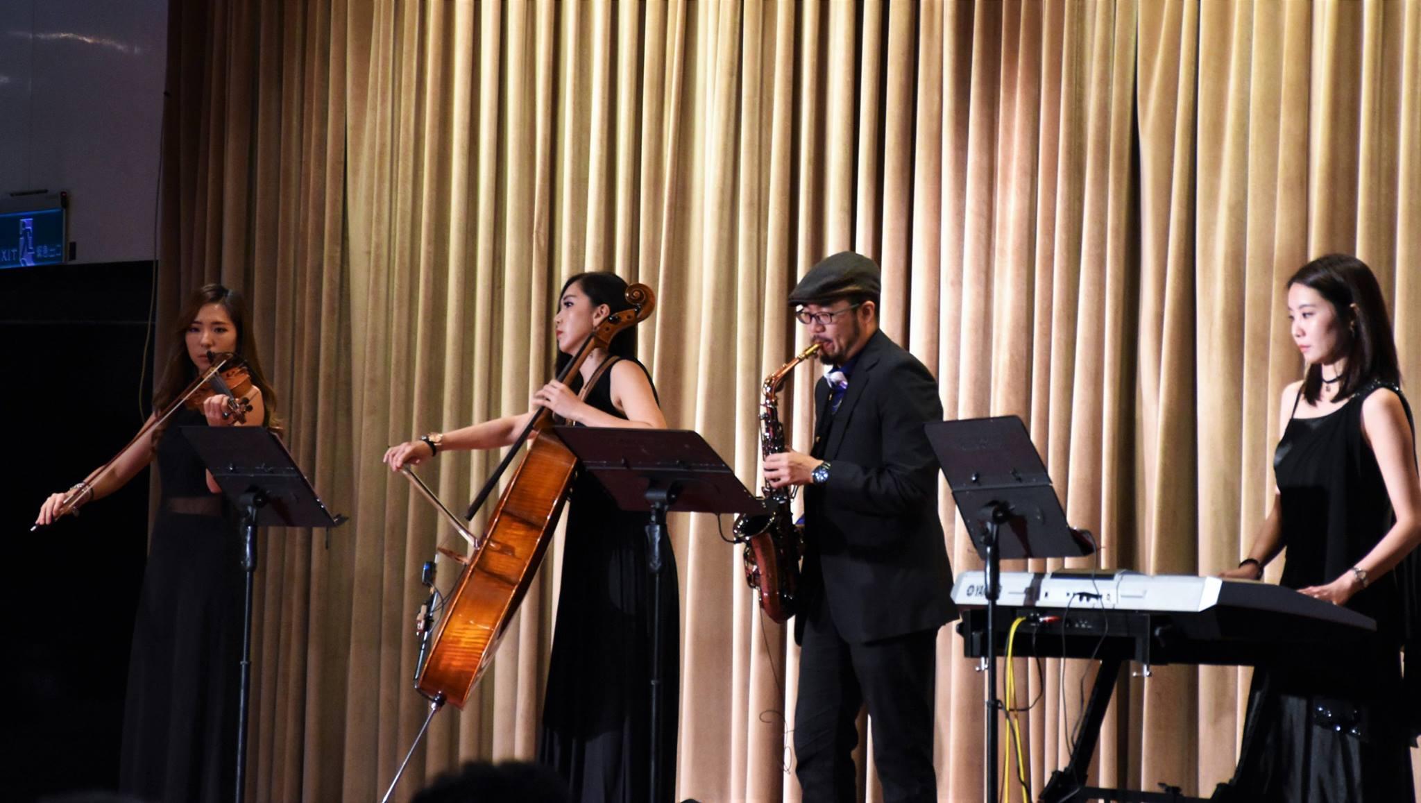 Quartet:4 重奏