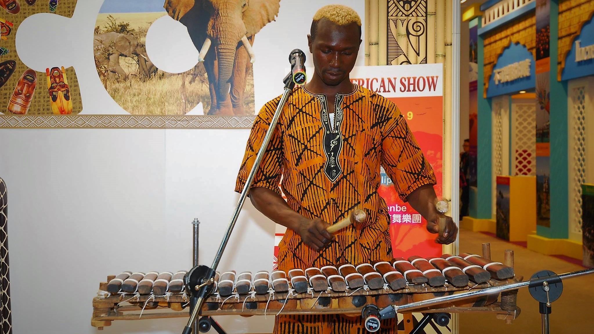 Balaphone : 非洲打擊樂