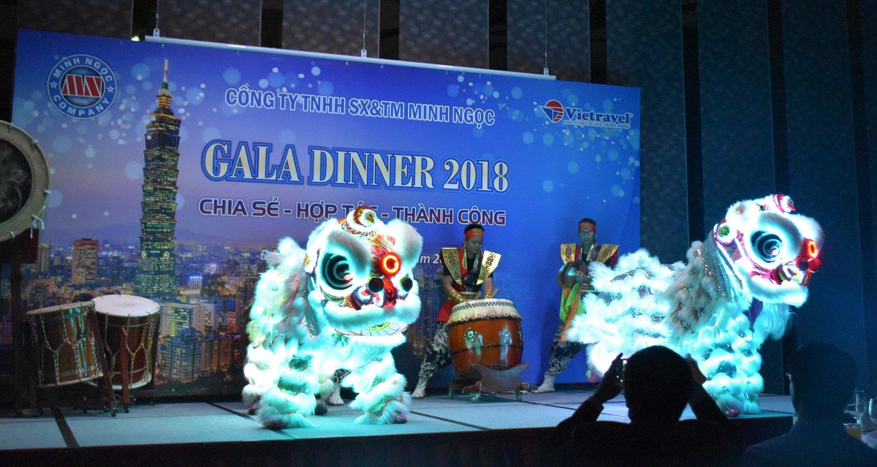 LED Lion Dance: LED舞獅