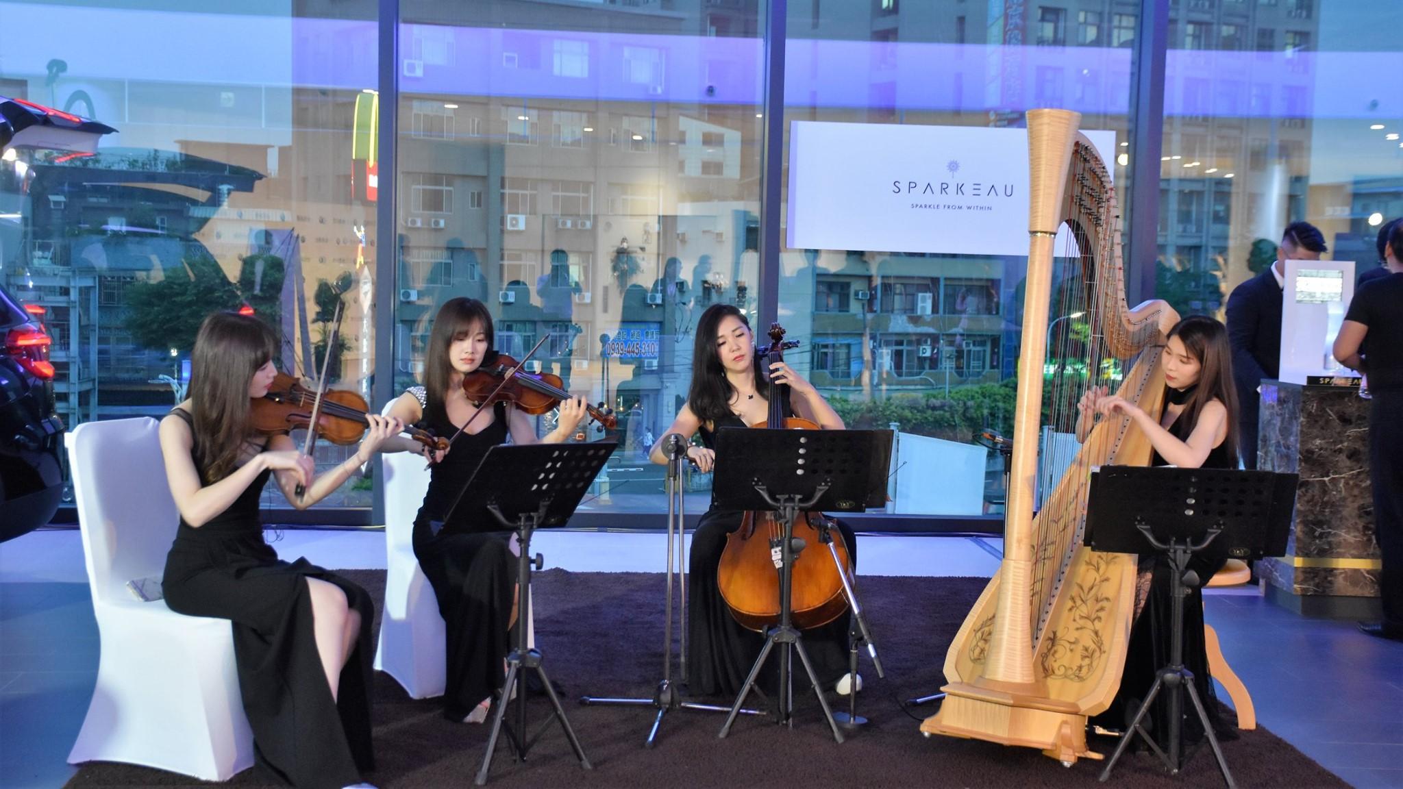 Quartet: 古典樂4 重奏