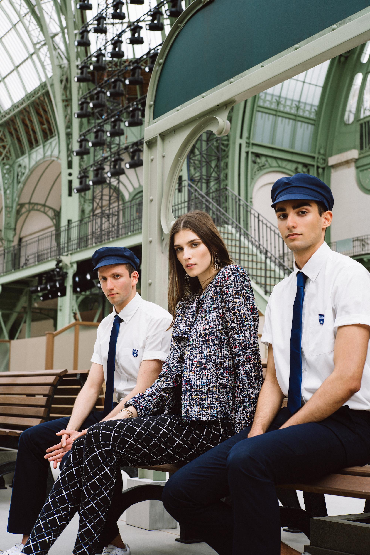 Irina / CHANEL Story / Harper's Bazaar HK, 2019