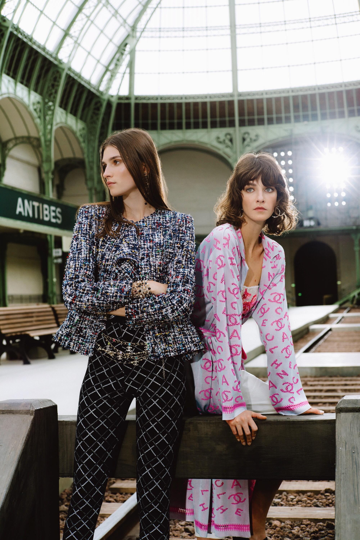 Irina & Cris / CHANEL Story / Harper's Bazaar HK, 2019