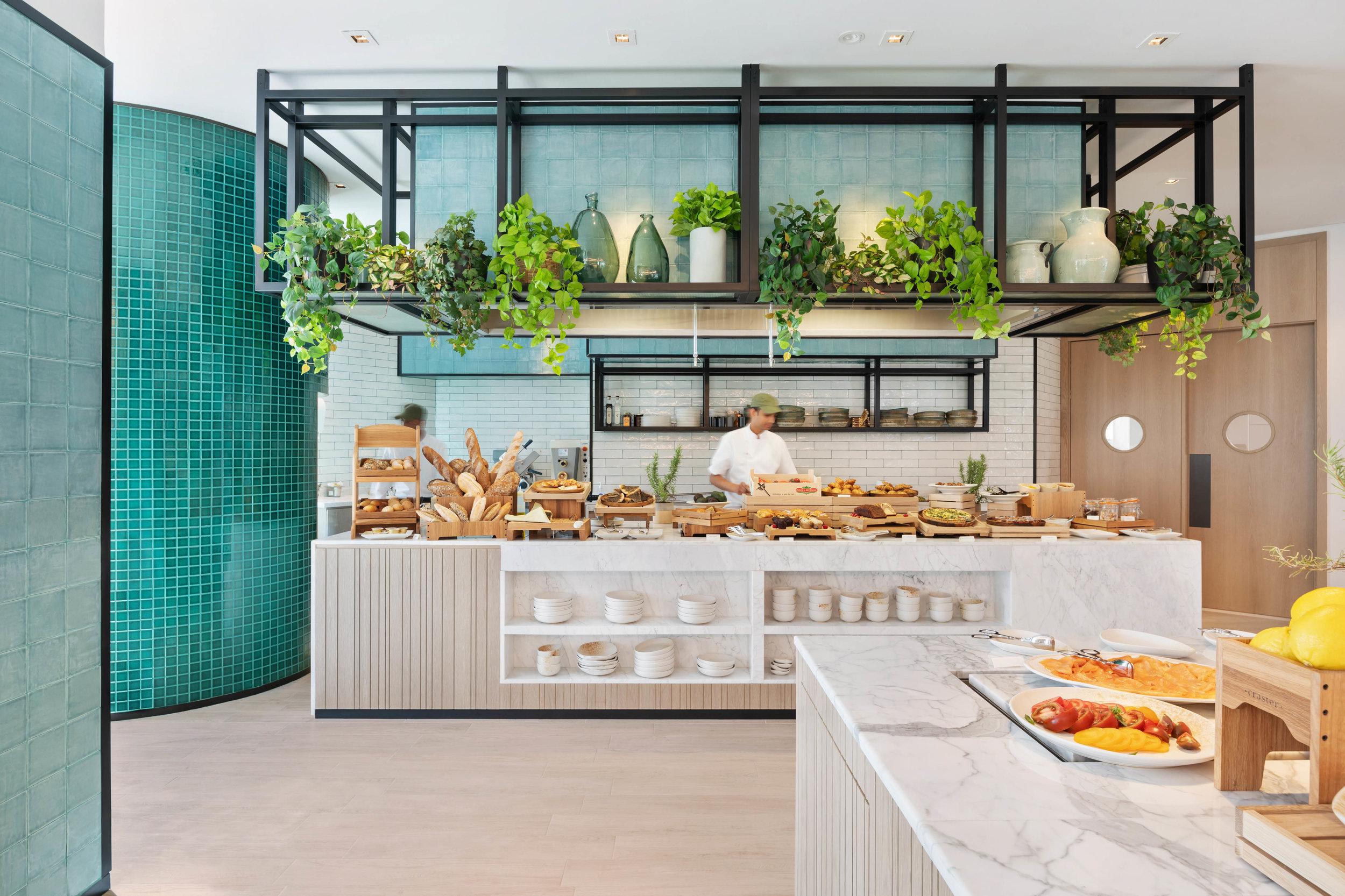 Origins Restaurant, Dubai