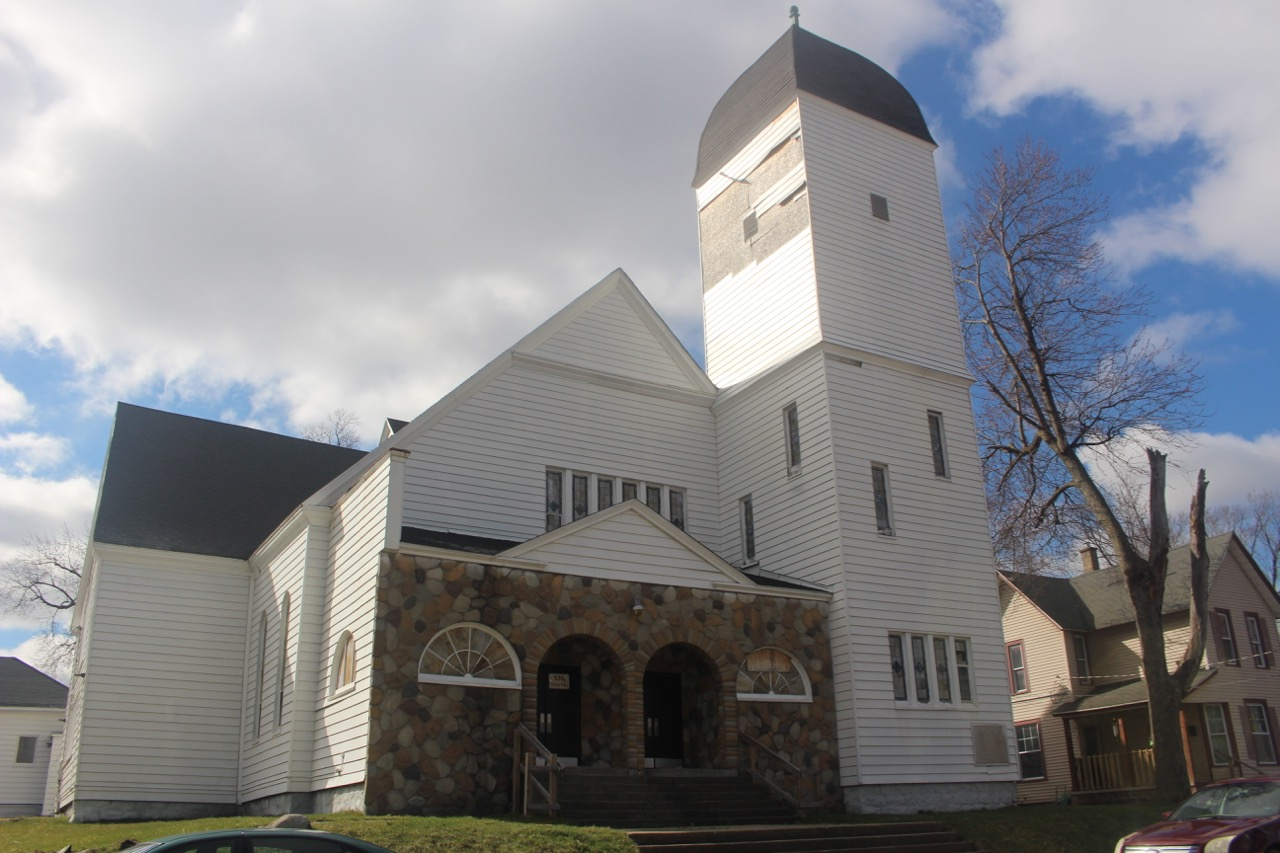 FIFTH REFORMED CHURCH