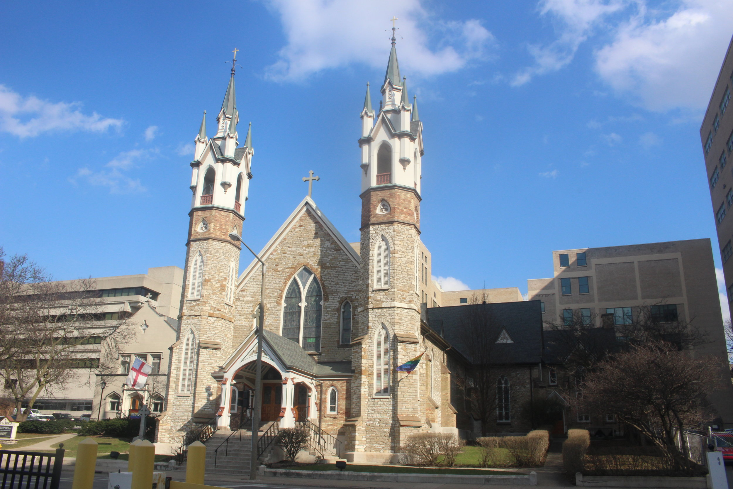 135 DIVISION NORTH | ST.  MARK'S EPISCOPAL CHURCH