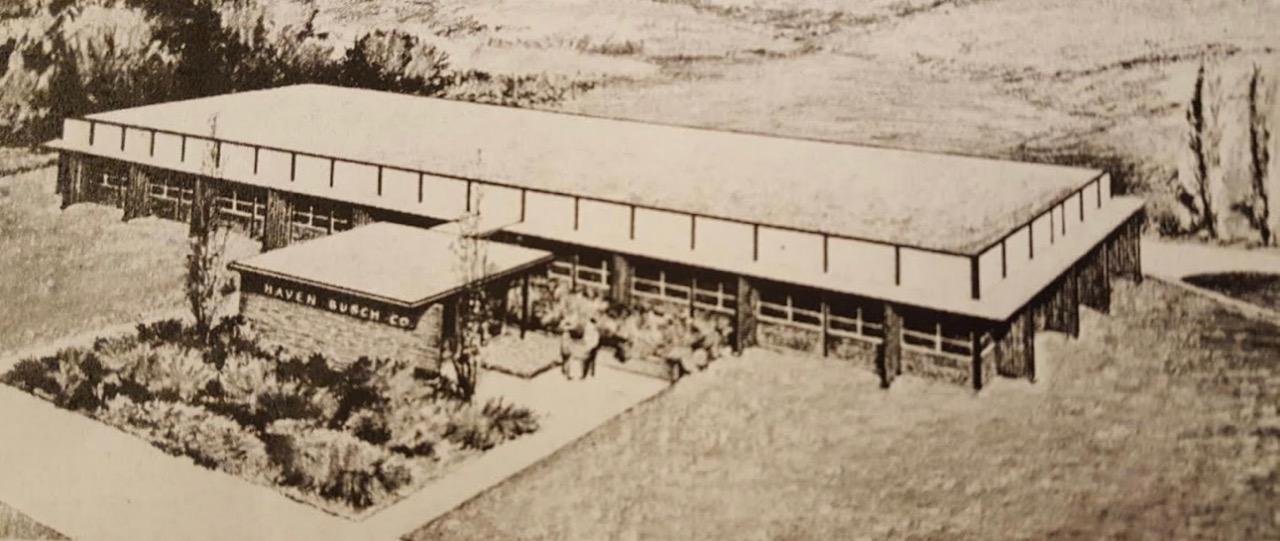 1957 HAVEN BUSCH EXECUTIVE OFFICES