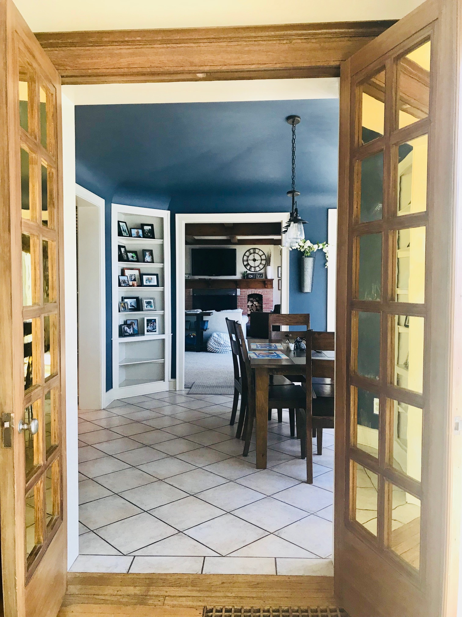From dining room to breakfast nook
