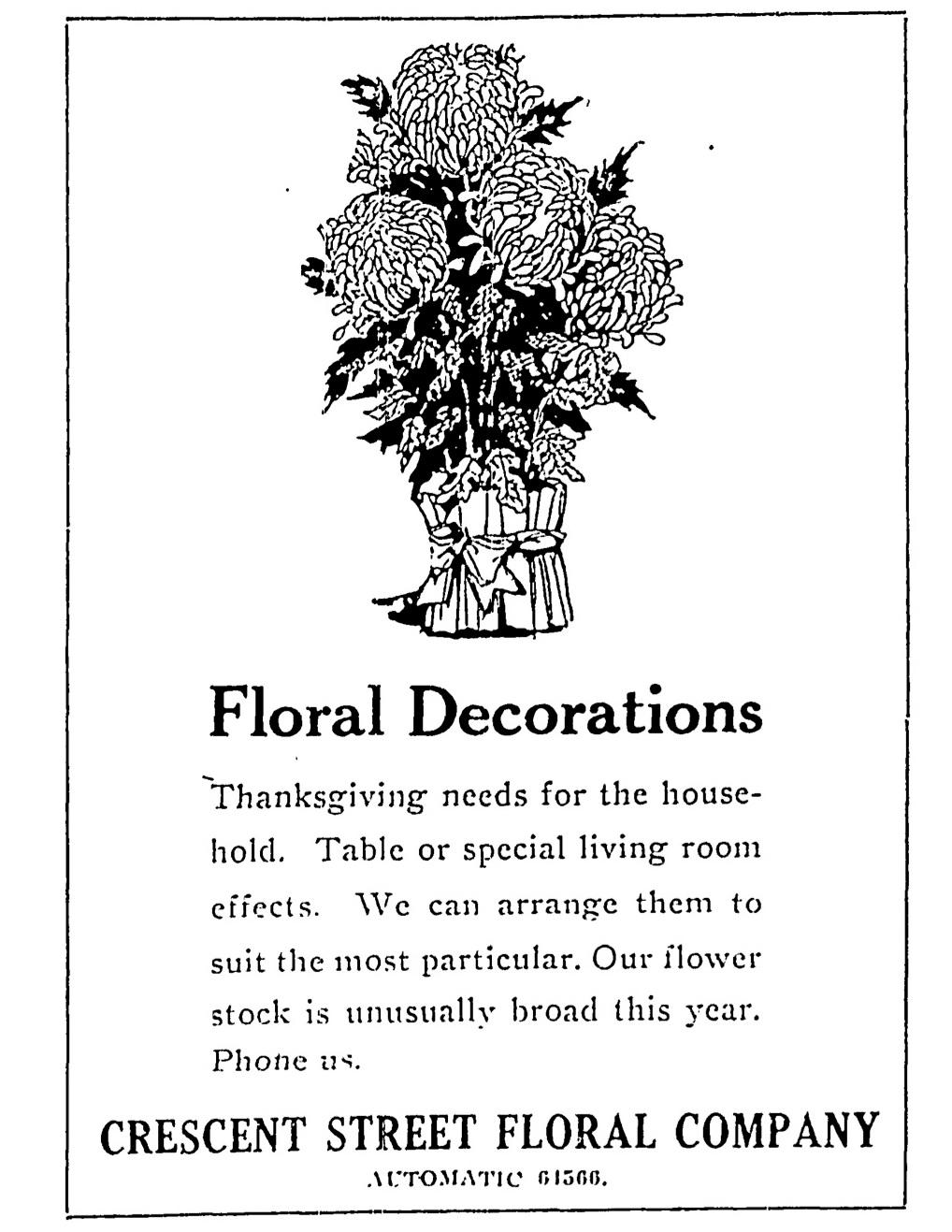 1924 advertisement