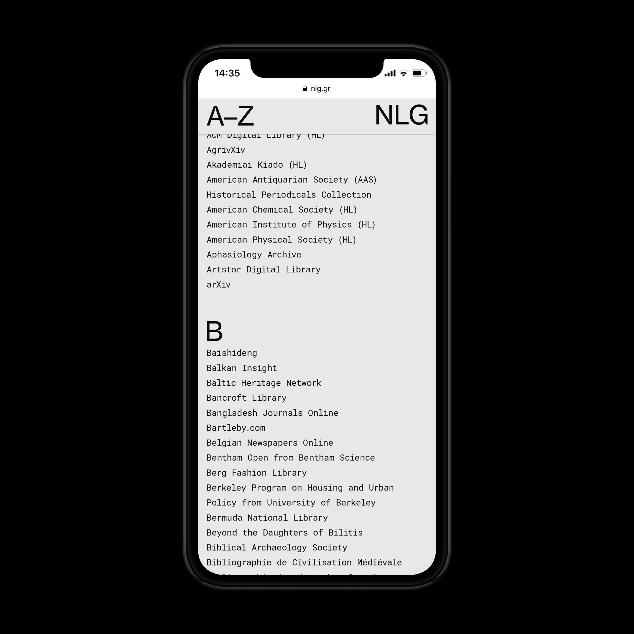 E Resources A–Z.jpg
