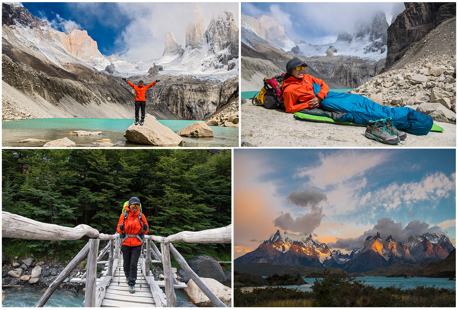 impressions from Torres del Paine
