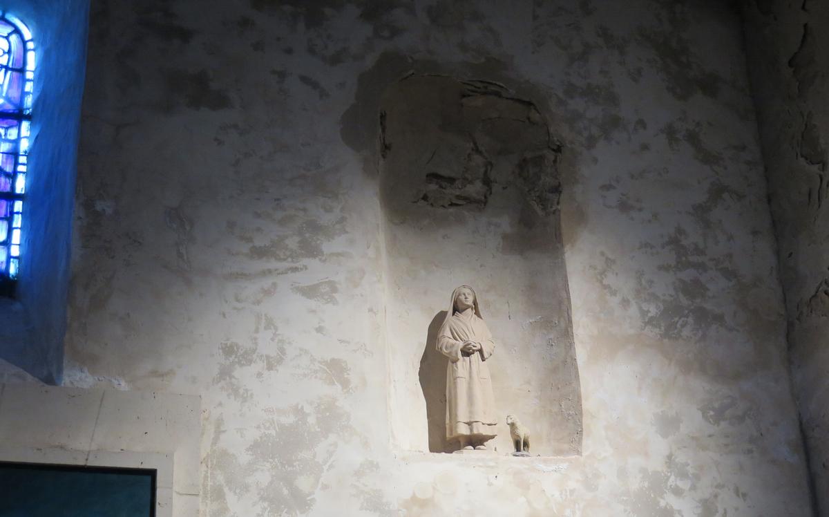 Eglise de Varangeville sculpture
