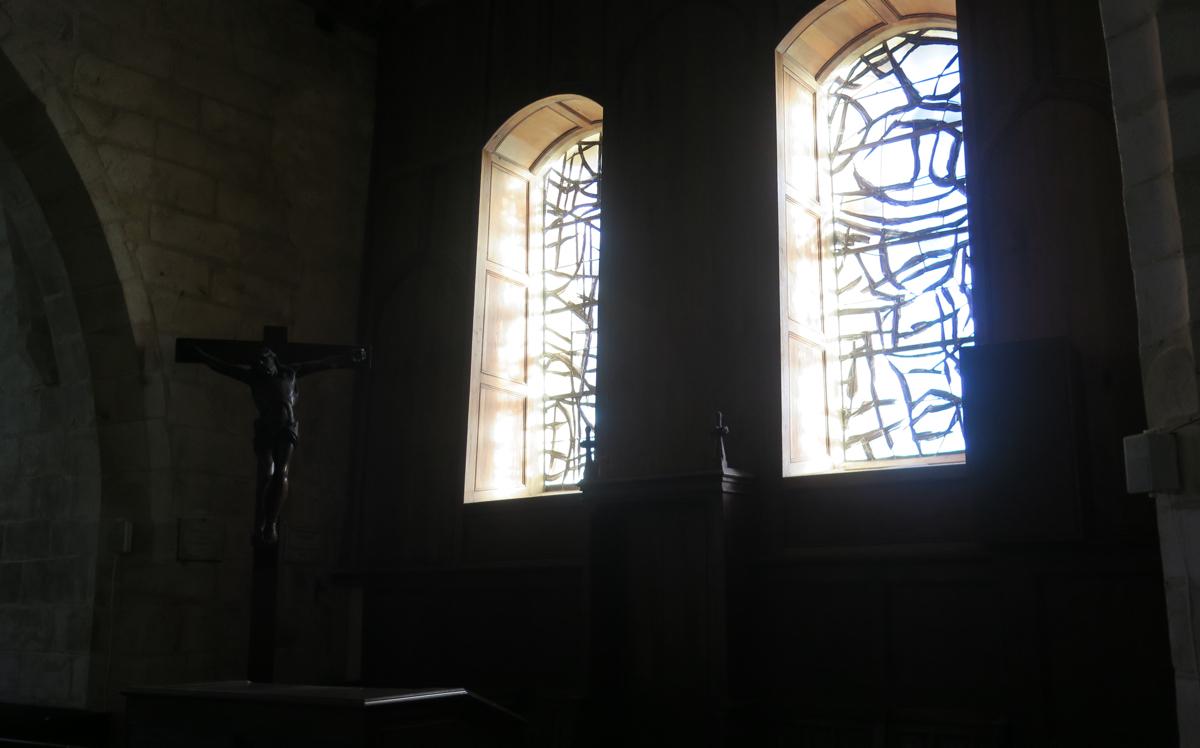 Eglise de Varangeville stained glass