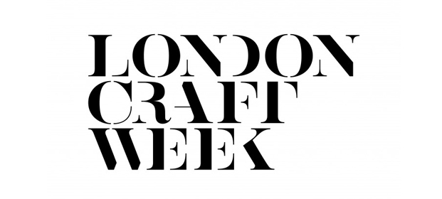 Mark Tallowin at London Craft Week
