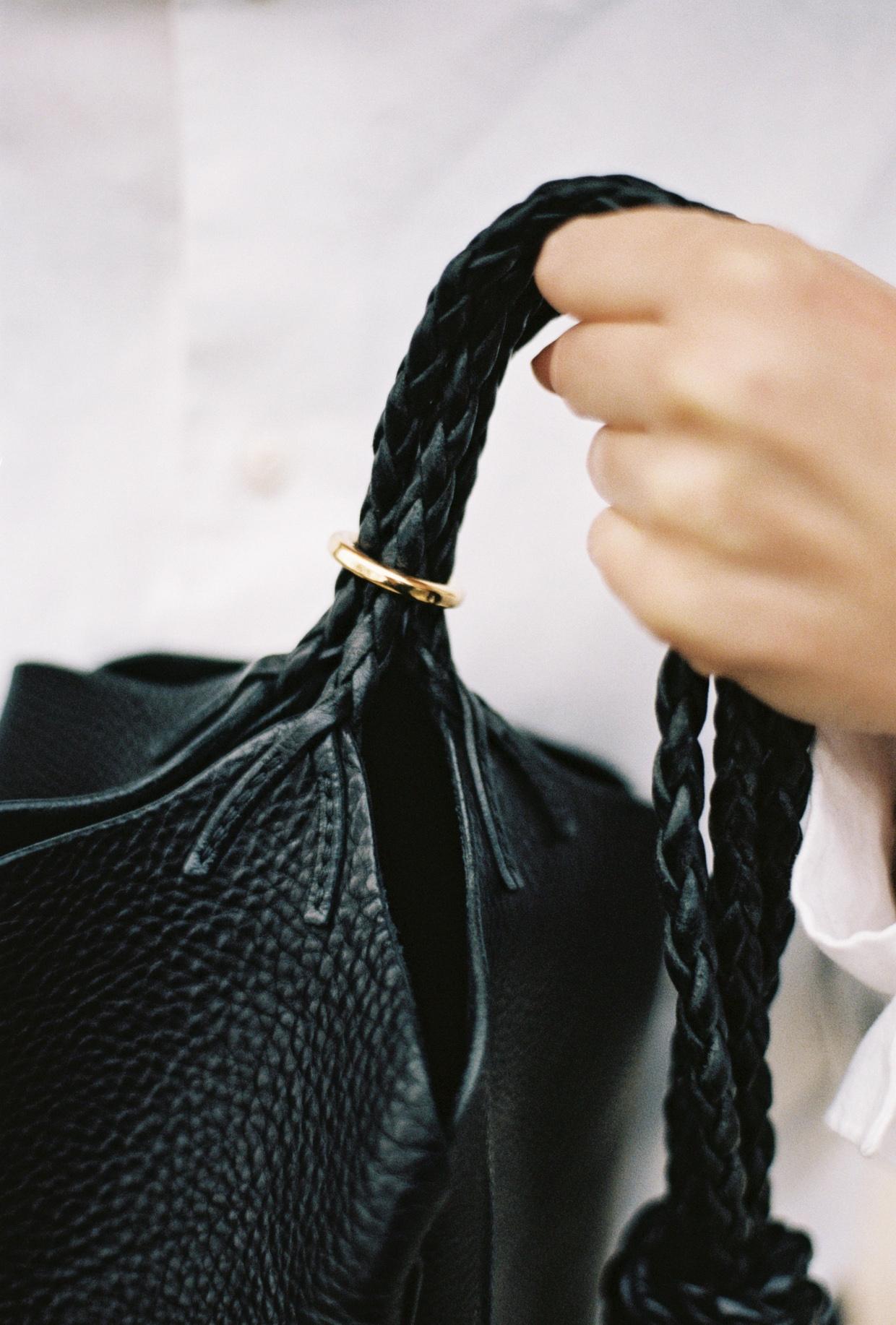 Copy of mark tallowin designer handbag baluchon