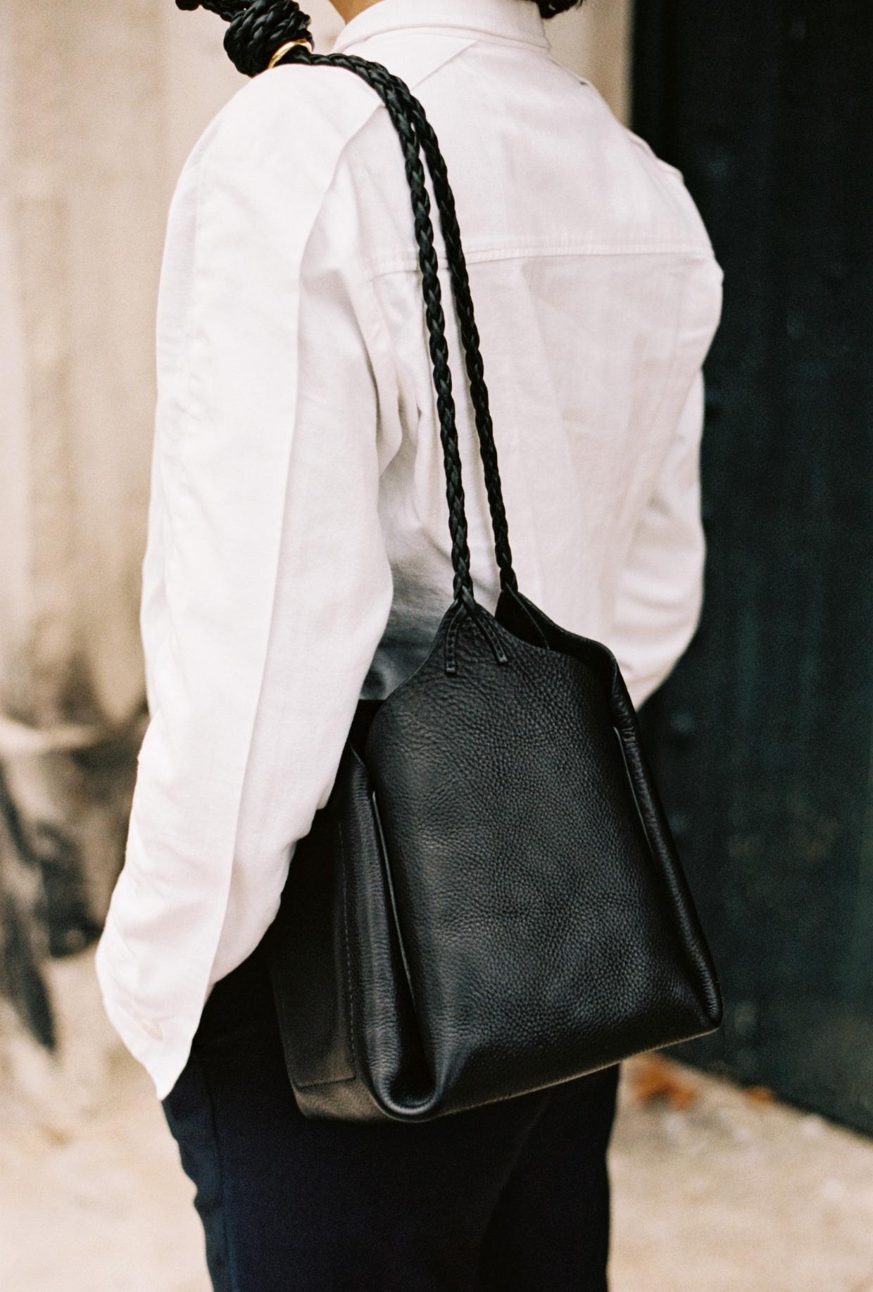 mark tallowin handbag baluchon
