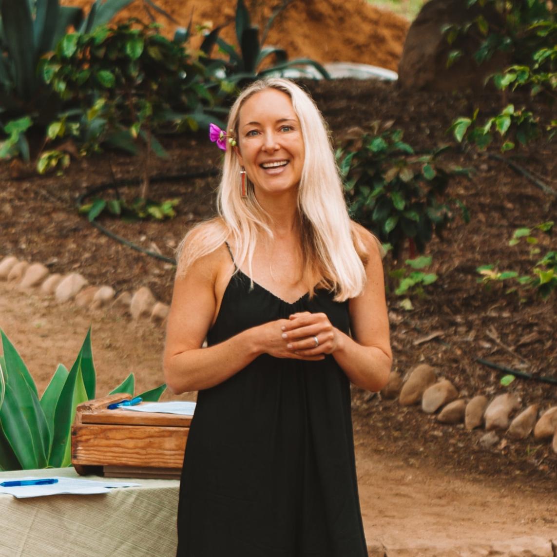 Diana Hill, Ph.D.   Santa Barbara, California