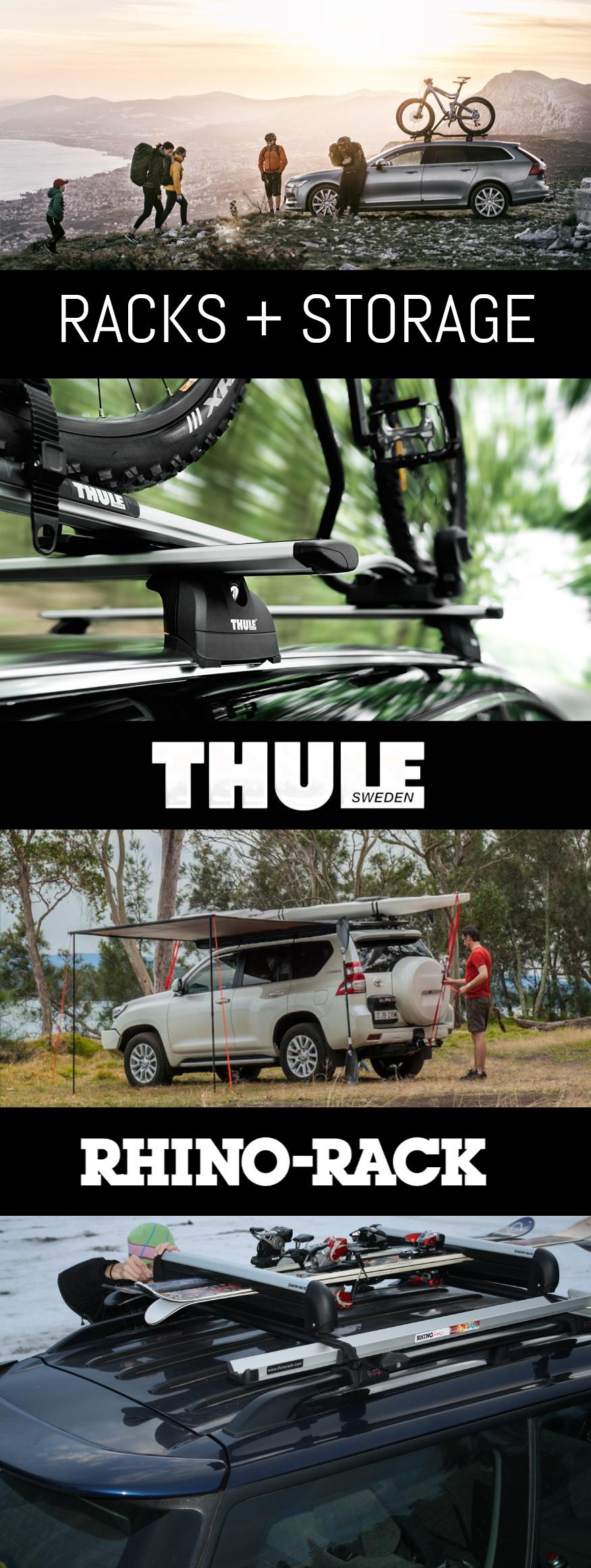 Specialized Truck & SUV Thule Rhino Rack