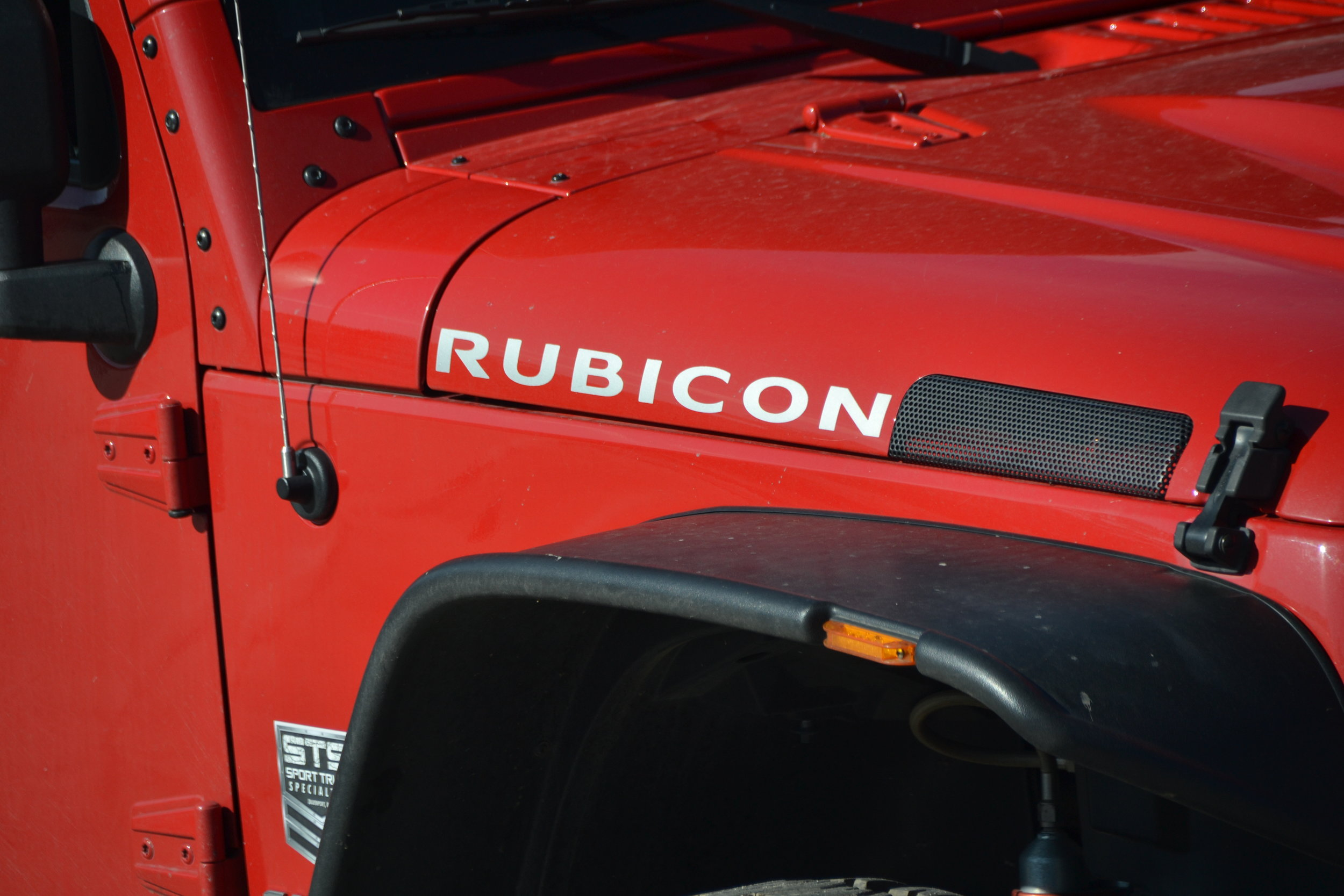 Specialized Truck & SUV Rubicon