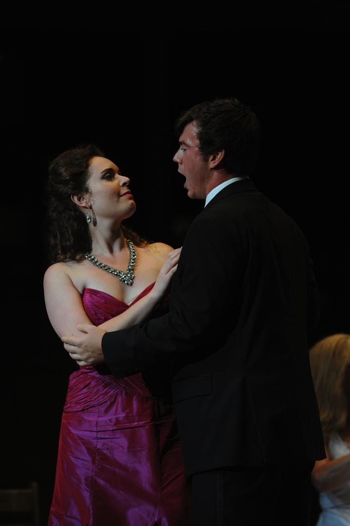 Bella figlia dell'amore (Verdi - Rigoletto)