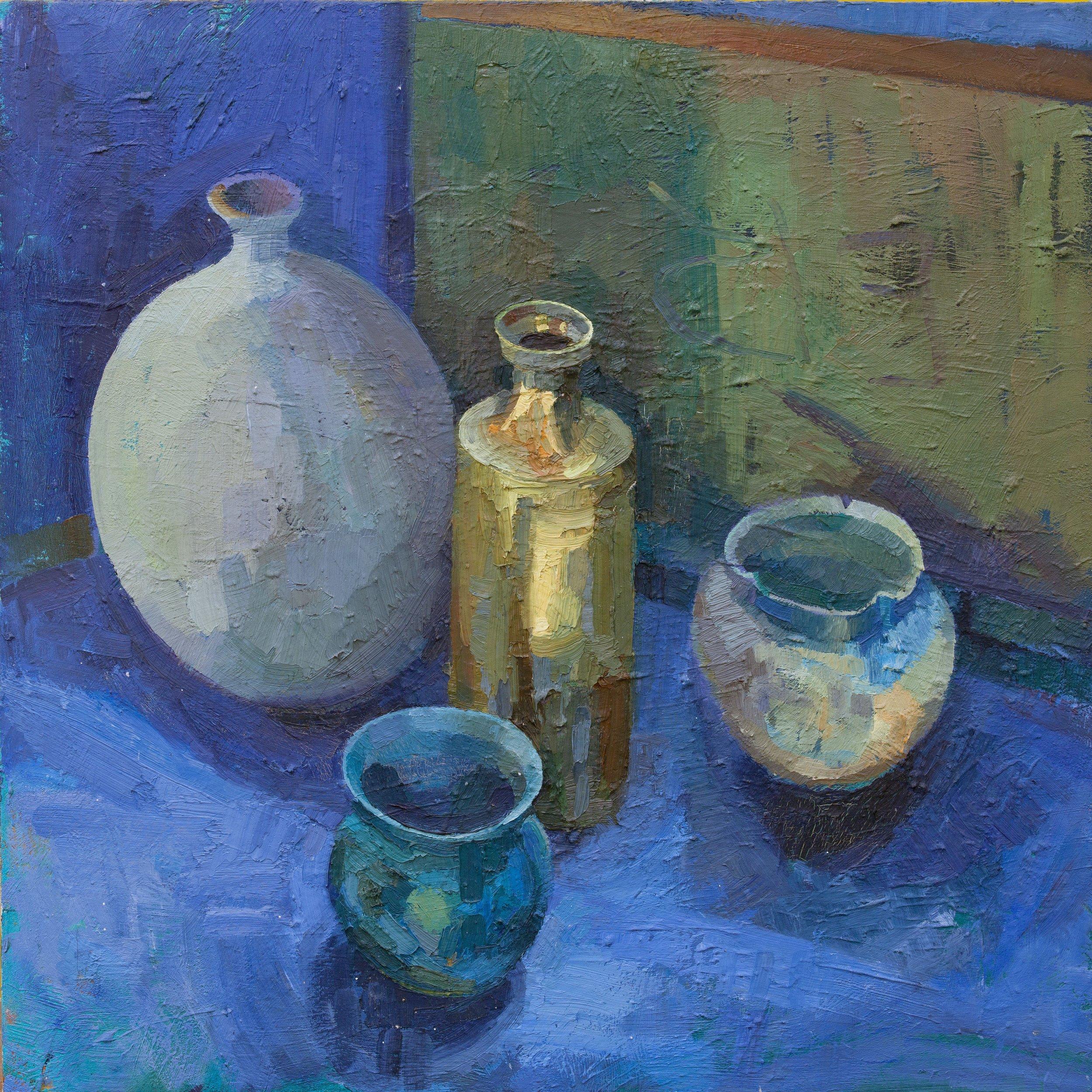 """""""Blue pots"""""""