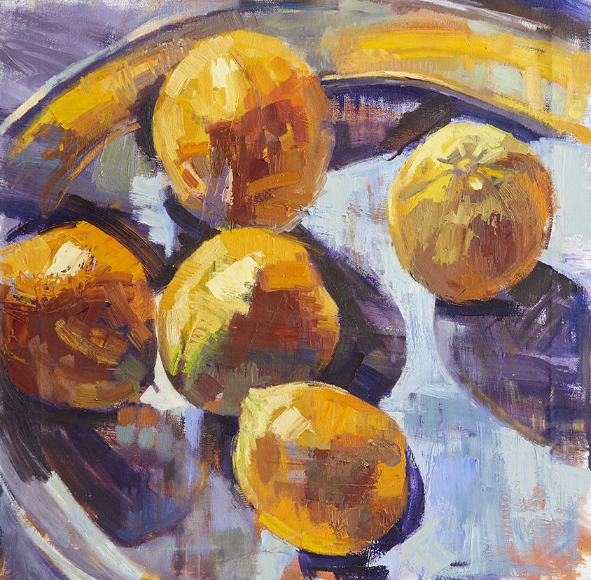 """""""Maurizio's oranges"""""""