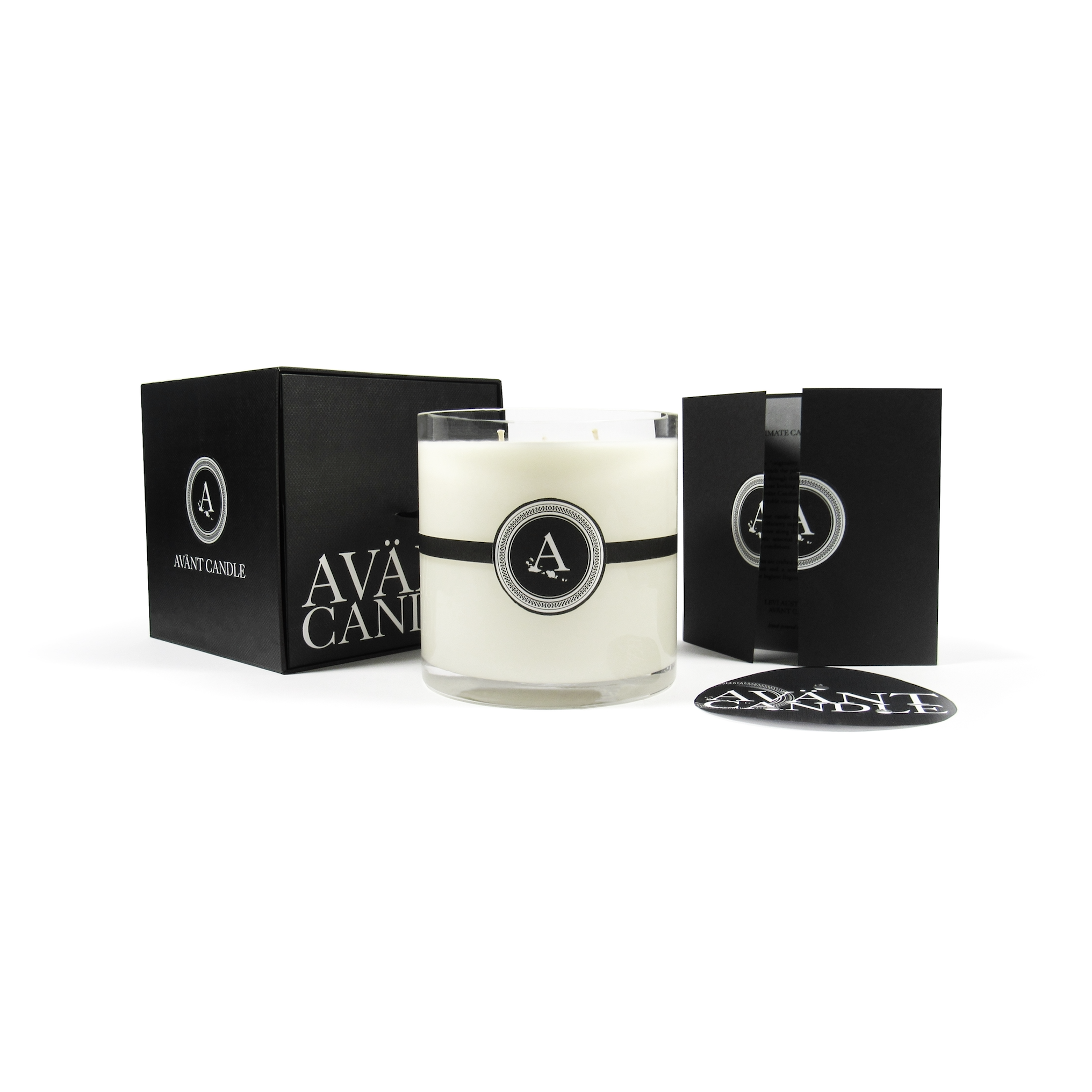 Mid-Sized Candle, 38 OZ