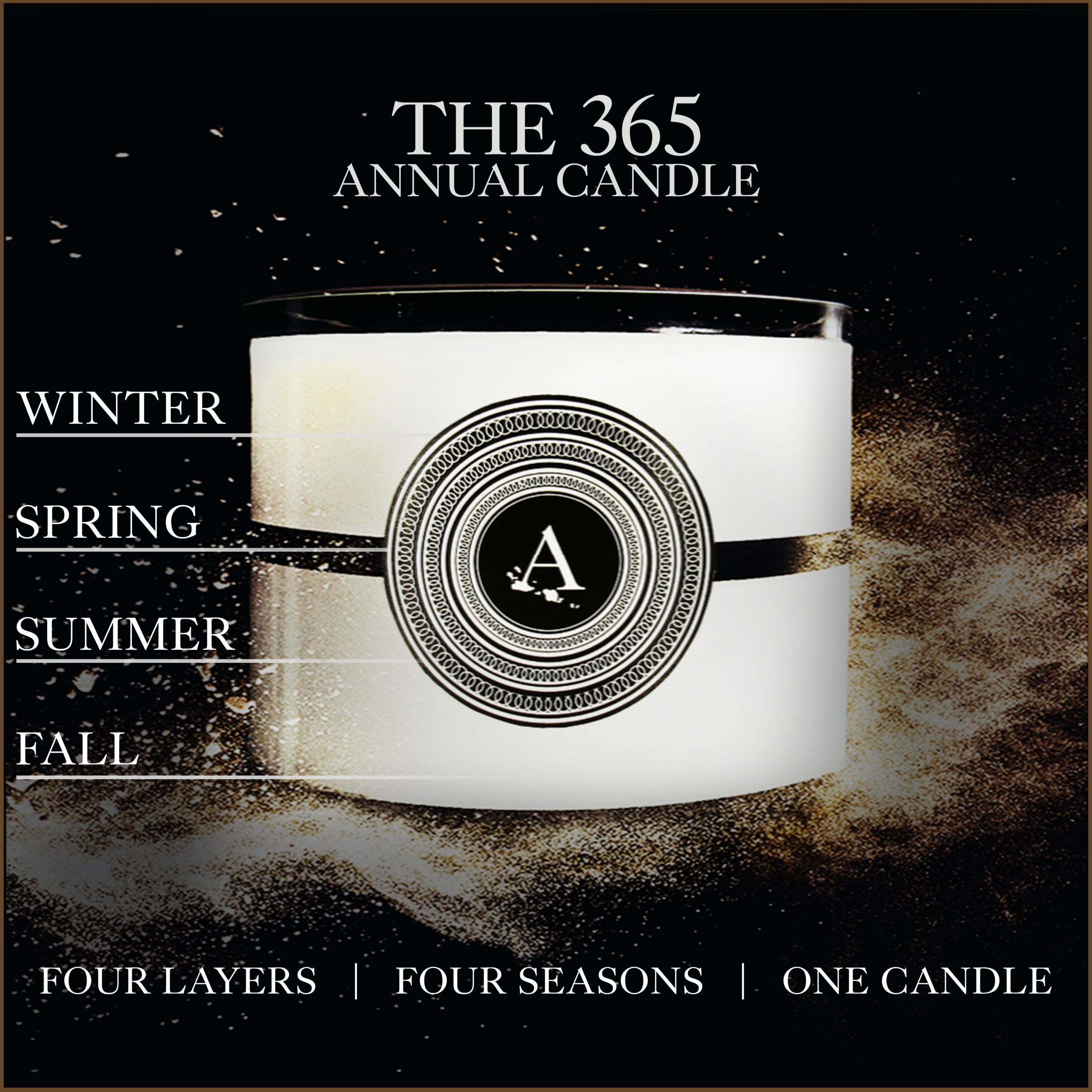 The 365 Annual Candle Avant Candle